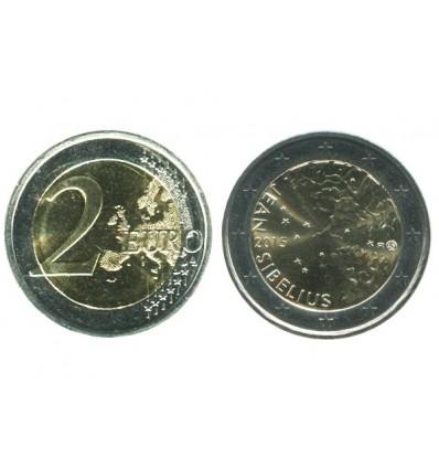 2 Euros Commemoratives Finlande