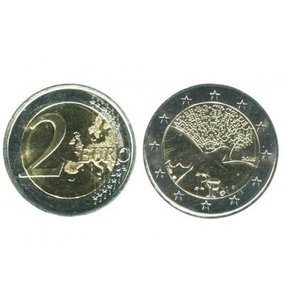 2 Euros Commemoratives France