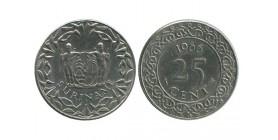 25 Cents Surinam