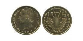 10 Francs Togo - Union française
