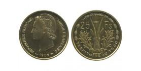25 Francs Togo - Union française