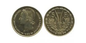 5 Francs Togo - Union française