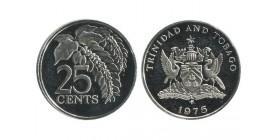 25 Cents Trinité et Tobago