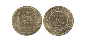 10 Francs Tunisie