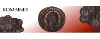 Monnaies Antiques Romaines