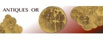 Monnaies Antiques en Or